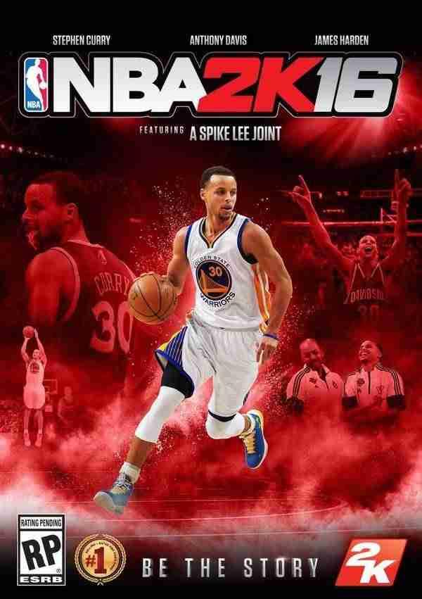 Descargar NBA 2K16[MULTI8][CODEX] por Torrent